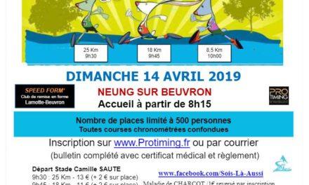 14-04-2019 – Trail des 3 garennes