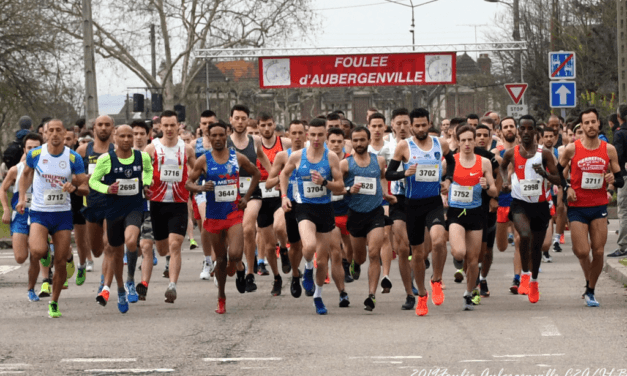 24-03-2019 – Les foulees d'aubergenville