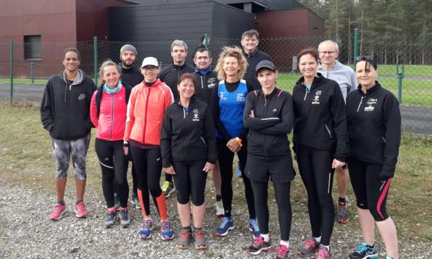 28-04-2019 : Soli'Run à Lailly-en-Val (45)
