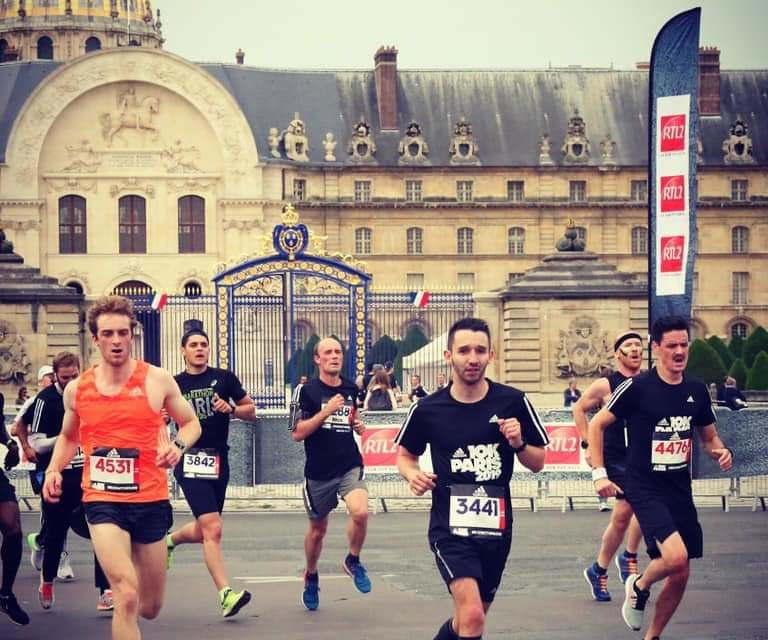 9/06/2019 – 10km de Paris Addidas