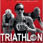 Compte rendu triathlon de Florian 3 et Nicolas 3