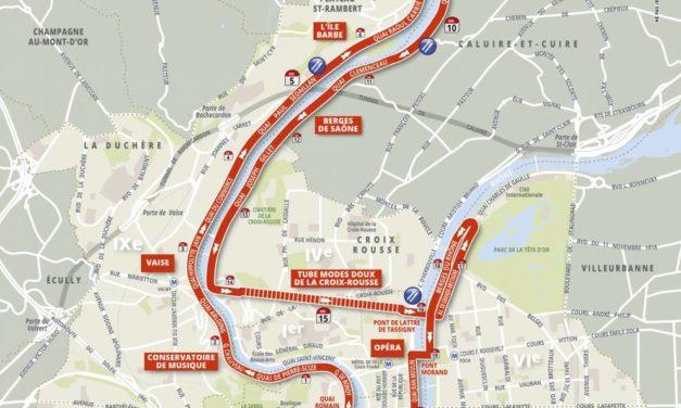 6-10-2019 – Run in Lyon