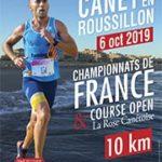 Championnat de France de Canet en Roussillon