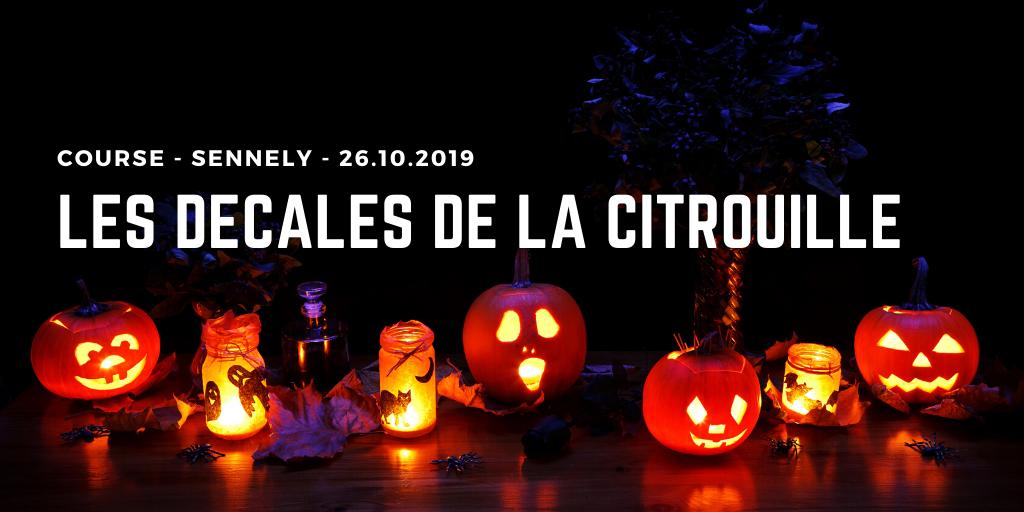 26-10-2018 – Les Décalés de la Citrouille (45 – Sennely)