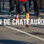 10-11-2019 : Quatre équipes sur l'Ekiden de Châteauroux