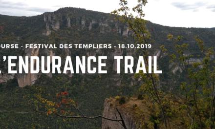 18-10-2019 – TEMPLIERS ENDURANCE TRAIL de Victor
