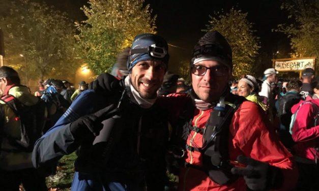 27-10-2019 : Trail des HOSPITALIERS (75.500 km) par Thomas