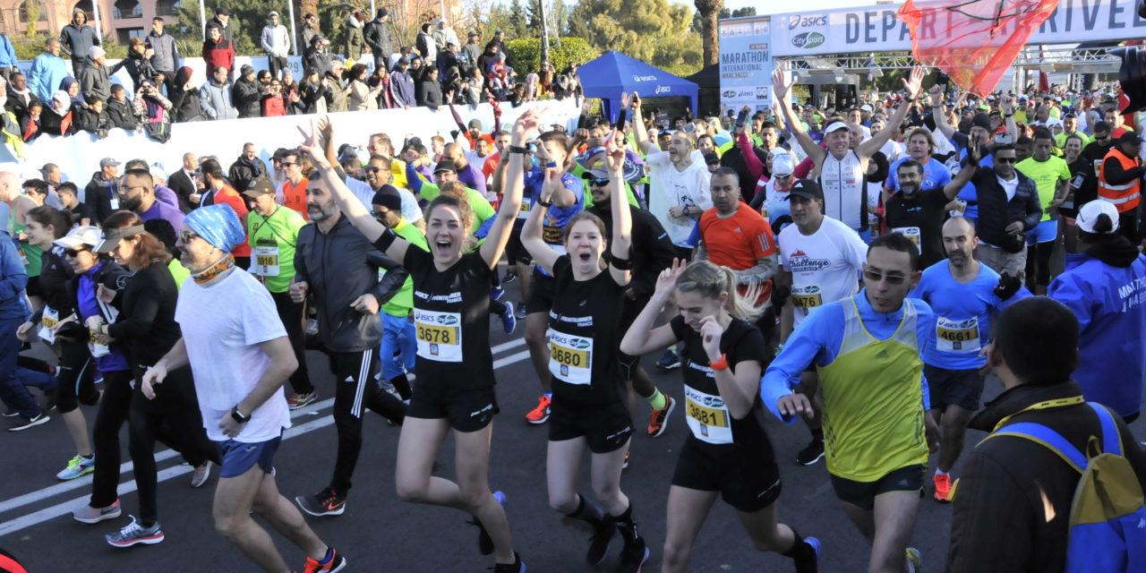 26-01-2020 – Semi marathon de Marrakech