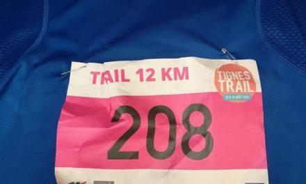 Tignes trail – 16/08/20